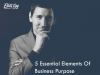 The 5 Essential Elements Of Business Purpose