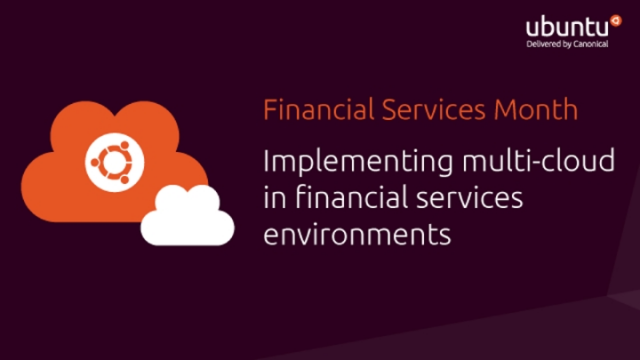 Implementing multi-cloud in financial services environments
