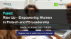 [Panel] Rise Up - Empowering Women in Fintech and FS Leadership