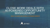AI-Powered Opportunity Management from Aviso