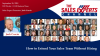 How to Extend Your Sales Team Without Hiring
