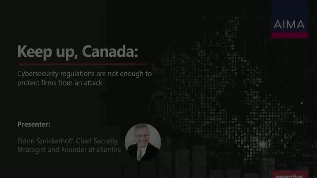 Canadian cybersecurity regulations are not enough to protect firms from attack