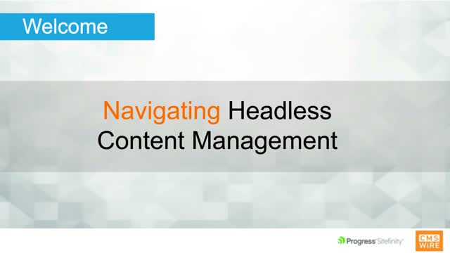 Navigating Headless Content Management