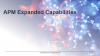 APM Expanded Capabilities