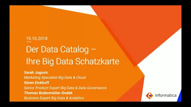 [#1] Big Data im Fokus: Der Data Catalog – Ihre Big Data Schatzkarte