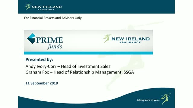 PRIME Funds Quarter 3 Update