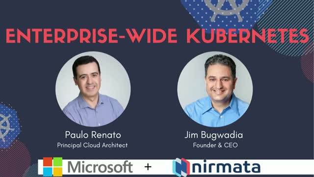 Enterprise-Wide Kubernetes - Episode 1