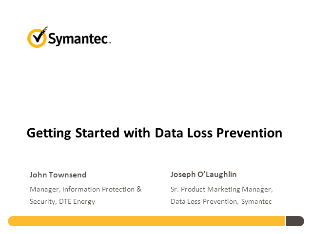 Getting Started with Data Loss Prevention: Quick Wins for Success