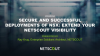 Secure and Successful Deployments of NSX: Extend Your Visibility with NETSCOUT