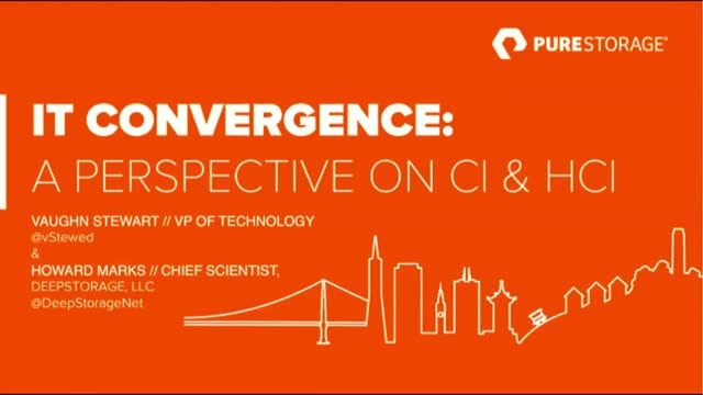 (Replay) IT Convergence: A Perspective on CI & HCI