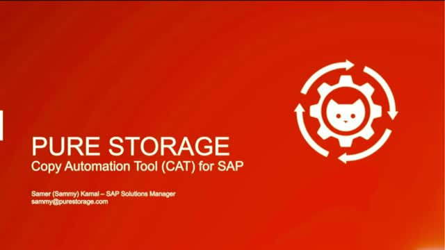 (Replay) How End-to-End Copy Automation for SAP Systems Can Save Budget