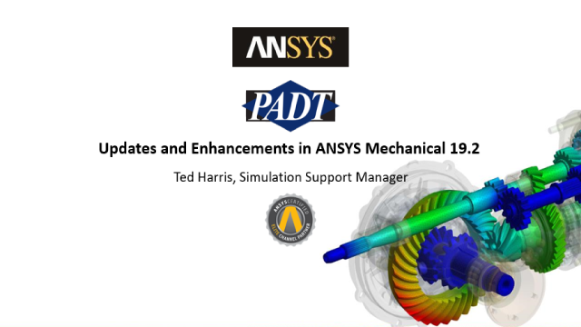 Updates and Enhancements in ANSYS Mechanical 19.2
