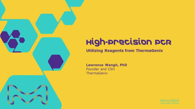 High Precision PCR utilizing ThermaGenix Reagents
