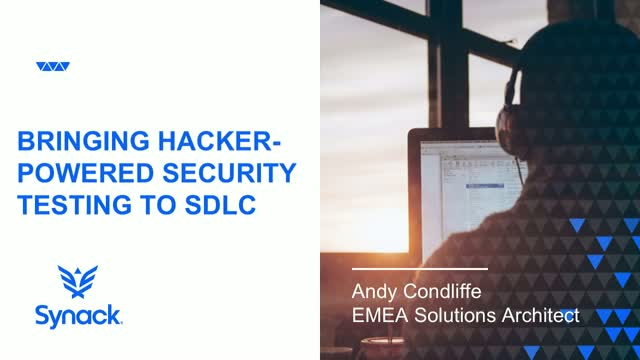 Bringing Hacker-Powered Security Testing to DevOps SDLC