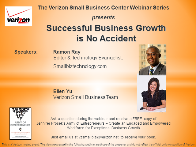Successful Business Growth is No Accident