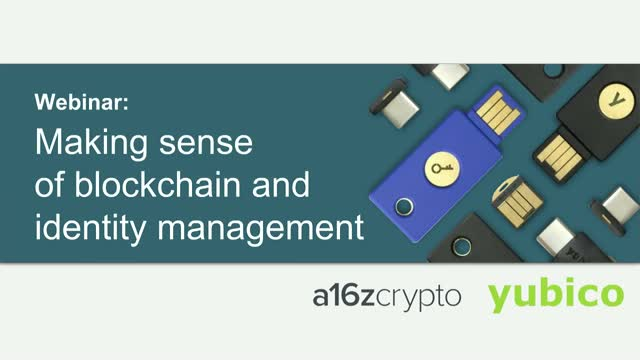 Making sense of Blockchain and Authentication