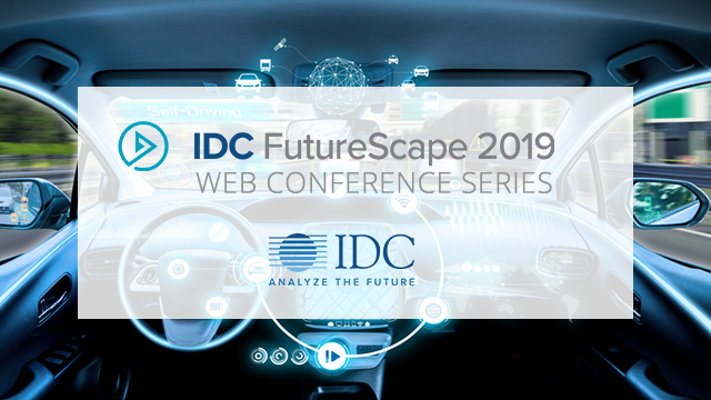IDC FutureScape: Worldwide Connected Vehicle 2019 Predictions