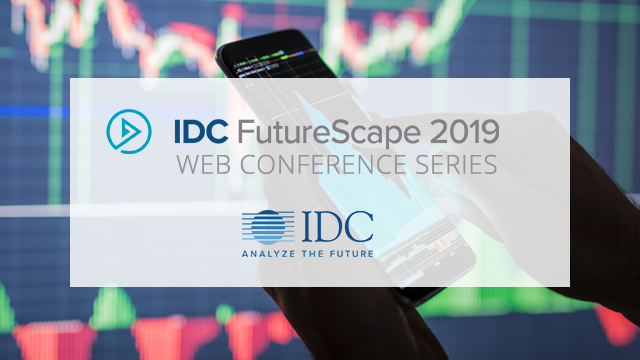 IDC FutureScape: Worldwide Analytics & Artificial Intelligence 2019 Predictions