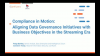 Compliance in Motion: Aligning Data Governance Initiatives with Business Objecti