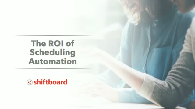 The ROI of Scheduling Automation
