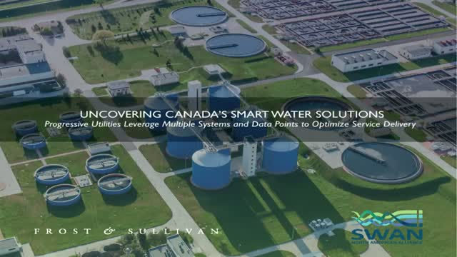 Uncovering Canada's Smart Water Solutions