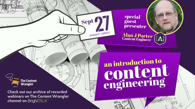 An Introduction to Content Engineering