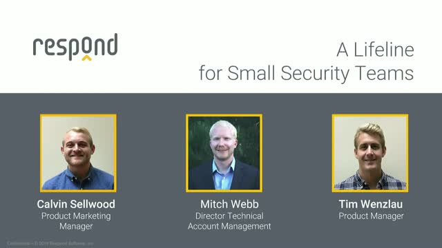 A Lifeline for Small Security Teams: Autonomous Security Analysis