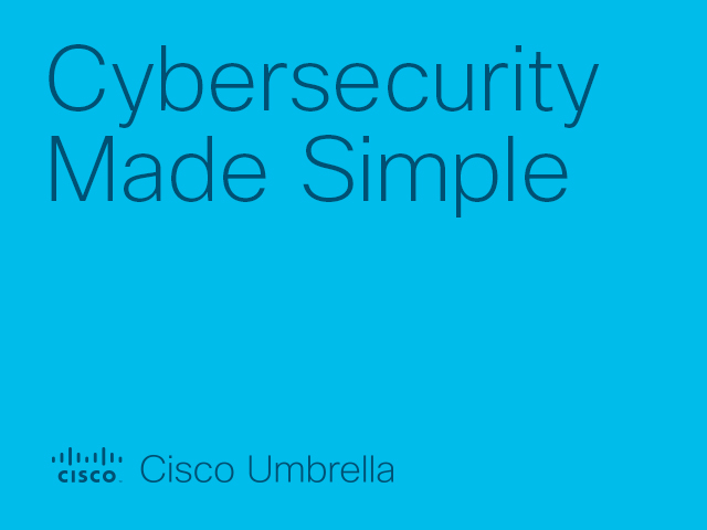 Cybersecurity Made Simple