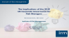 The Implications of the 2018 UK Corporate Governance for Risk Managers
