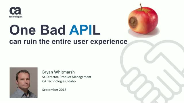 One bad API(L) can ruin the entire user experience