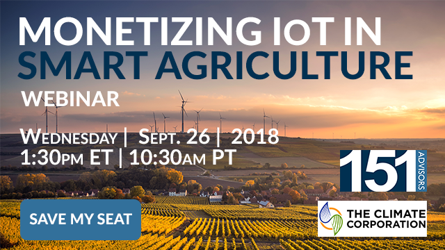 Monetizing IoT in Smart Agriculture