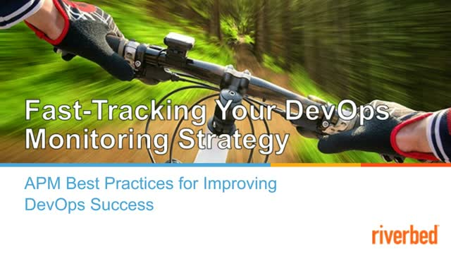 Fast-tracking Your DevOps Monitoring Strategy