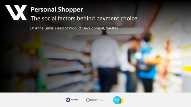 Personal Shopper: The Social Factors behind Payment Choice