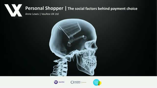 Personal Shopper: Social Factors Behind Payment Choice