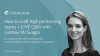How to craft high performing teams + Live Q&A with Lindsay McGregor