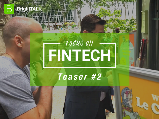Focus on FinTech: Season 2 Teaser #2
