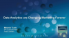 Data Analytics are Changing Marketing Forever