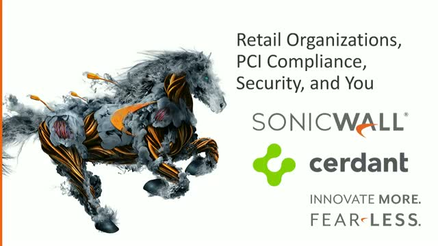 Retail Organizations, PCI Compliance, Security & You