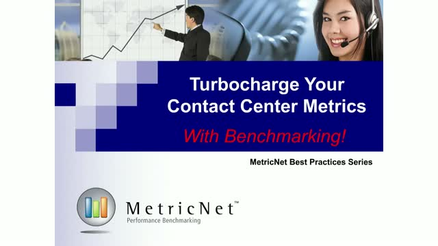 Turbocharge Your Contact Center Metrics With Benchmarking!