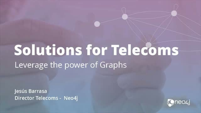 How Top Telecoms are using Graph Databases