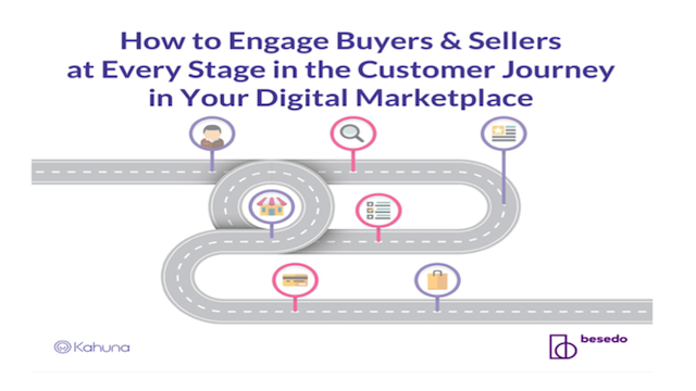 How to Engage Buyers & Sellers in Your Digital Marketplace