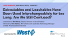 Extractables and Leachables have been used interchangeablely for too long. Are w