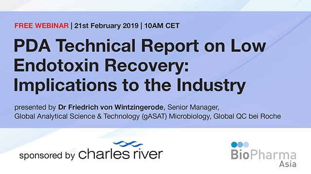 PDA Technical Report on Low Endotoxin Recovery: Implications to the Industry