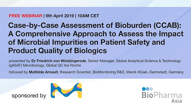 Case-by-Case Assessment of Bioburden (CCAB): A Comprehensive Approach to Assess