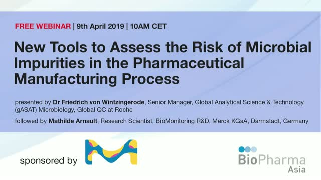 New Tools to Assess the Risk of Microbial Impurities in the Pharmaceutical...