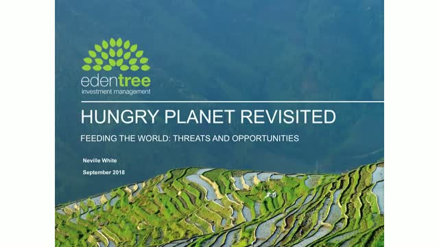 Amity Insight: Hungry Planet Revisited