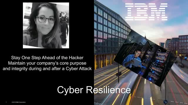 Stay One Step Ahead of the Hacker - Maintain your company's Core Purpose and...
