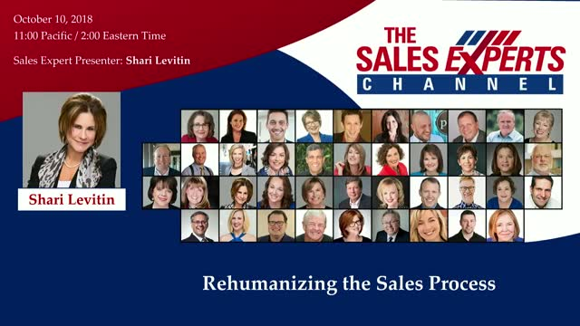 Rehumanizing the Sales Process