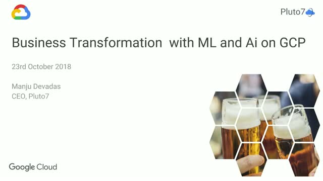 Business Transformation with Machine Learning and AI Use Cases on Google Cloud