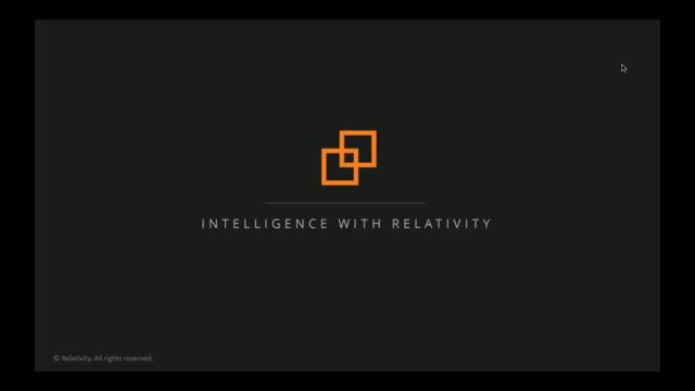 Intelligence-Driven Security at Relativity